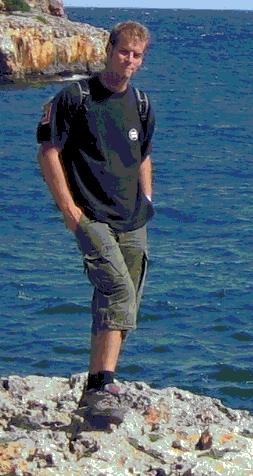 Rolb am blauen Meer